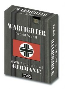 Warfighter WWII Expansion 03: Germany #1